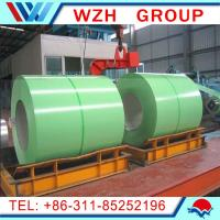 Wholesale China color galvanized steel coil/ cold rolled steel coil/ ppgi steel sheet China supplier WZH for south africa from china suppliers