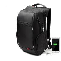 Wholesale Anti Theft Waterproof Laptop Backpack With USB Charging Port Large Capacity from china suppliers