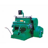 Wholesale creasing & die cutting machine from china suppliers
