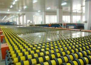 Wholesale ISO9001 6mm 30000Kg Float Glass Production Line from china suppliers