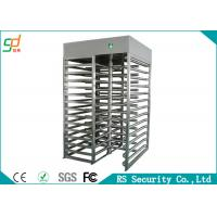 Wholesale Crowd Control Safety Half Full Height Turnstiles Children's Security Barrier from china suppliers