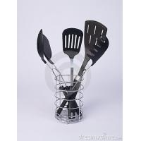 Fine crafts gold plating Stainless steel flatware set