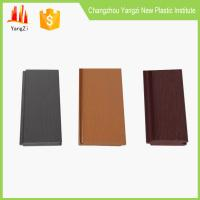 Quality Eco-friendly Plastic PS veneered skirting board for bathtub,outdoor furniture for sale