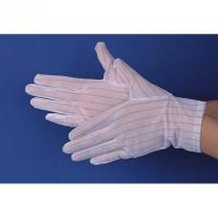 Wholesale 10mm Stripe Anti-slip Gloves for Hospitals, Labs and Cleanrooms Antistatic Safety and ESD Protection from china suppliers