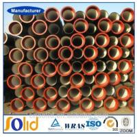 Wholesale ISO2531/ EN545 ductile iron pipe k9/c25/c30/c40 from china suppliers