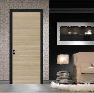 Buy cheap Newest Veneer Color Design for Interior Wooden Doors from wholesalers