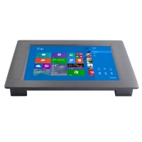 Wholesale 18W 1280x1024 Rugged Panel Mount Pc 3mm PCAP Tempered For Kiosk from china suppliers