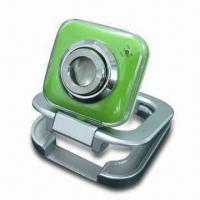 Wholesale HD720P PC Web Camera, Easy to Clip onto Notebooks or LCD from china suppliers