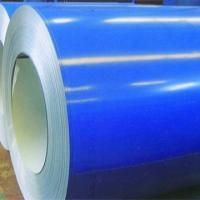 Furniture Industry Prepainted Steel Sheet  Coil Bright Mass Dull Surface 750mm - 1250mm