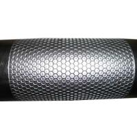 China Customized Durable Leather Embossing Roller For Plastic , Glass , Paper wholesale