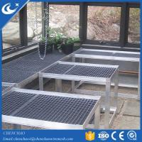 Low cost Stationary Benches and Tables for Greenhouse