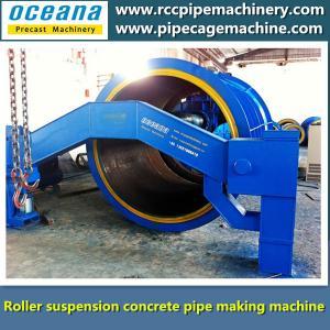 trial machine concrete