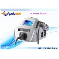 China Elight IPL RF hair removal / acne removal multifunction skin care machine from Apolomed wholesale