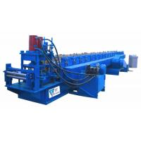Buy cheap Hydraulic Steel Rolling Door Cold Roll Forming Machine automatic rolling shutter from wholesalers