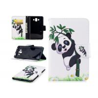 Wholesale Lovely Panda Smartphone Wallet Case with Card Holder Smooth Or Matting Surface from china suppliers