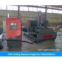 Wholesale CNC Drilling Machine for Plate & Rectangular Tube Metal Steel Iron Tapping & Drilling 1000x2000mm from china suppliers