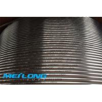 Wholesale Bright Annealed Coiled Steel Tubing , 2507 UNS S32750 Seamless Steel Pipe from china suppliers