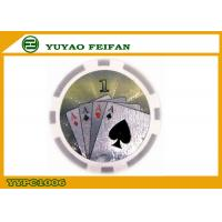 Wholesale Custom Build Casino Laser ABS Poker Chips Multi Colored For Indoor Games from china suppliers