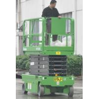 Buy cheap Hydraulic Motor Drive Self Propelled Scissor Lift Access Platform max 13.8m from wholesalers