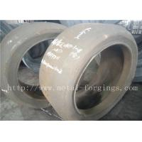 Buy cheap Stainless Steel Forged Steel Products Hot Rolled ID Indent Forged Ring Proof Machined from wholesalers