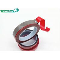 China High Strength Double Sided Tape Self Adhesive Feature No Glue Residue on sale