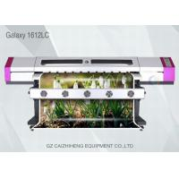 Inkjet Wide Format Eco Solvent Ink Printers Universal Galaxy 1612LC