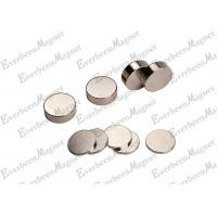 Buy cheap Sintered N45  Disc Rare Earth Permanent Neodymium Disc Magnets Round from wholesalers