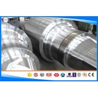 Wholesale AISI8260 / 21NiCrMo2 / DIN1.6523 Forged Steel Shaft For Mechnical OD 80-1200 Mm from china suppliers