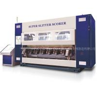 Wholesale AC Servo Computer Controlled Supper Thin Blade Slitter-Scorer Corrugated Cutting from china suppliers