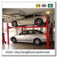 Ce Certificates Underground Garage Lift Hydraulic Lifts For Cars