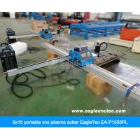 Wholesale 5x10 Portable CNC Plasma Cutter for Cut 20mm with 120AMP Plasma Power from china suppliers