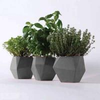 China garden smart plant grow pots folding plant pot with high quality