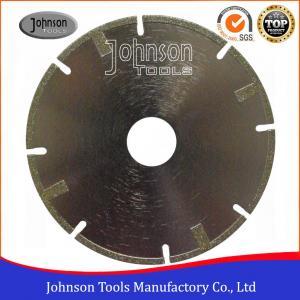 China Diamond Cut Saw Blades 105-300mm , Electroplated Diamond Discs EP Disc 05 on sale