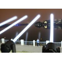 China Beam Waterproof Moving Head Light Sky Tracker For Big Shopping Mall / Land Mark wholesale