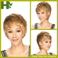 Wholesale Natural Looking Synthetic Wigs from china suppliers