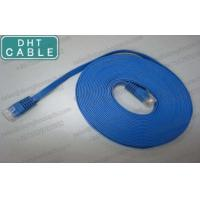 Wholesale CAT6 Super Flat Gigabit Ethernet Cable / Patch Cord Network Cables Wholesale from china suppliers