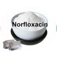 Buy cheap Broad Spectrum Antimicrobial Norfloxacin CAS:70458-96-7 For Gastrointestinal from wholesalers