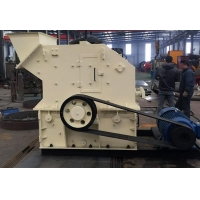 Wholesale Refractories Horizontal Shaft High Efficiency Fine Crusher Machine from china suppliers
