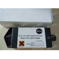 Wholesale Black Ink Auto Cutter Parts Alys Ink Cartridge Square Box For Lectra Alys Plotter 703730 from china suppliers