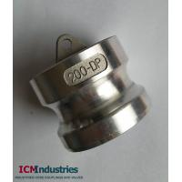 Wholesale Aluminum Conexiones camlock type DP from china suppliers