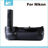 China Infrared remote control vertical camera battery grip for Nikon D5500 wholesale