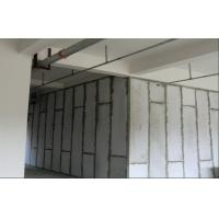 Moisture Resistant Wall Covering : Hollow core mgo fireproof wall panels for office building