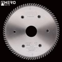 Wholesale Thin Kerf Rip Saw Blade , Table Saw Finishing Blade Optimized G5 Teeth from china suppliers