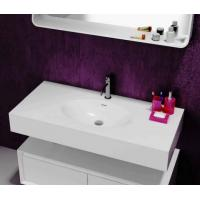 Wholesale Stable Bathroom Furniture Cabinet White Unique Bathroom Sinks from china suppliers