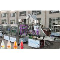 Wholesale 3 in 1 For PET / Glass Bottle Automatic Beverage Juice Hot Filling Machine from china suppliers