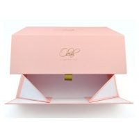 Wholesale Collapsible Magnetic FSC 157gsm CMYK Foldable Paper Box from china suppliers