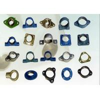 Quality Standard Spherical OD Insert Ball Bearing Units , Bearing Blocks Housings for sale
