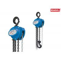 Wholesale Seagull or OEM manual Chain Block 1 Ton chain hoist Capacity color optional from china suppliers