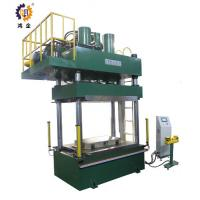 Wholesale PLC Control Hot Hydraulic Press , 500T Industrial Hydraulic Press Machine from china suppliers