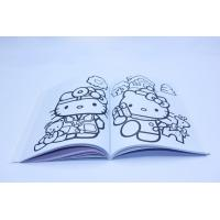 Wholesale Custom A4 Printable Colouring Books To Print / Comic Story Book For Children from china suppliers